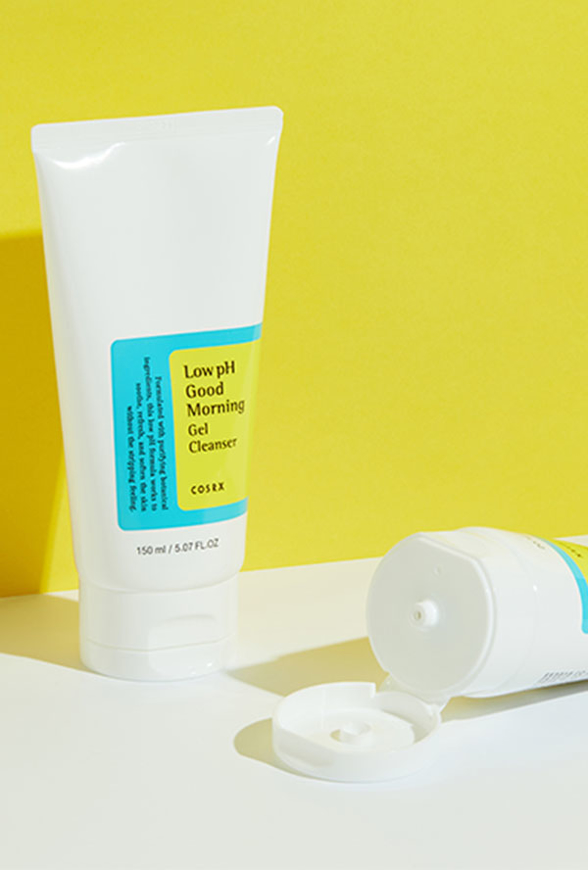 Picture of COSRX | Low pH Good Morning Gel Cleanser