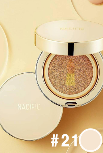 Picture of NACIFIC | Fresh Herb Origin Cover Cushion #21 Light Beige