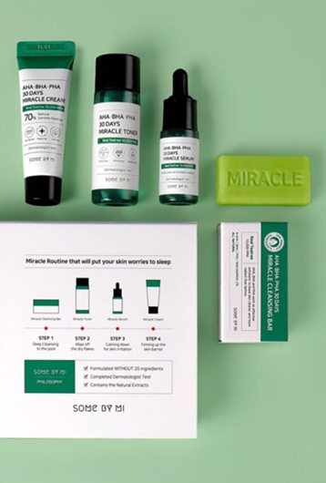 Picture of SOME BY MI | AHA BHA PHA 30 Days Miracle Starter Kit