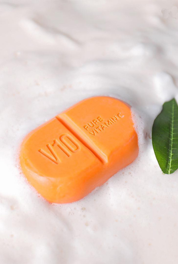 Picture of SOME BY MI | Pure Vitamin C V10 Cleansing Bar
