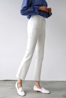 Picture of By BLUE LABEL | Perfect Fit no. 25 Bootcut Pants #Ivory