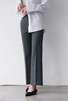 Picture of By BLUE LABEL | Perfect Fit no. 40 Banding Slacks #Dark Grey