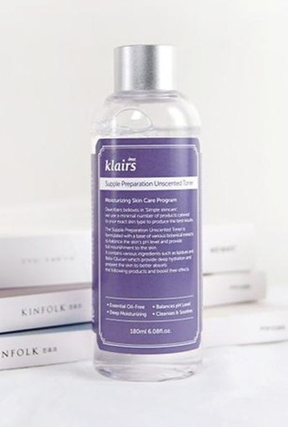 Picture of DEAR KLAIRS | Supple Preparation Unscented Toner