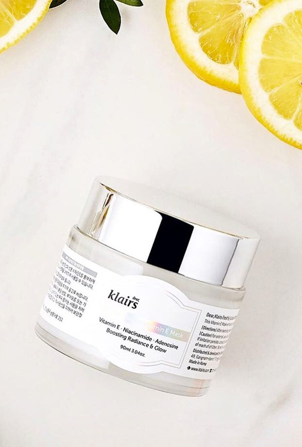 Picture of DEAR KLAIRS | Freshly Juiced Vitamin E mask