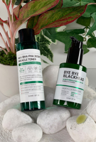 Picture of SOME BY MI | Miracle Set | Bubble Cleanser + Toner