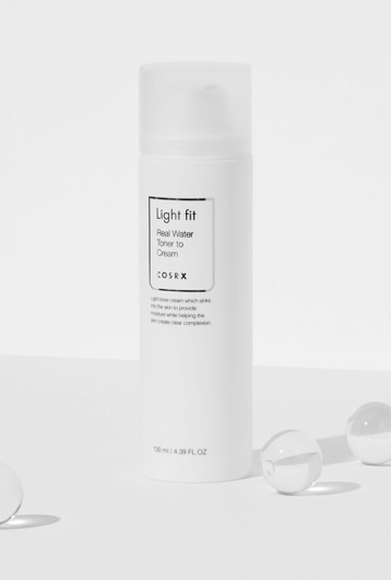 Picture of COSRX | Light Fit Real Water Toner To Cream