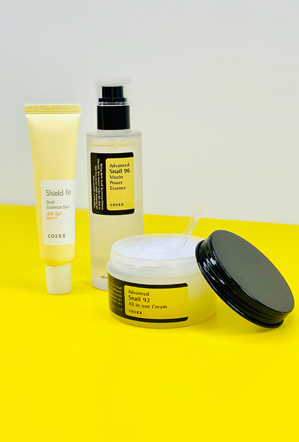 Picture of COSRX | Snail Set | Total Care