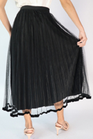 Picture of By BLUE LABEL | Lineshasha Skirt #Black
