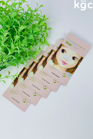 Picture of ETUDE HOUSE | Green Tea Nose Pack