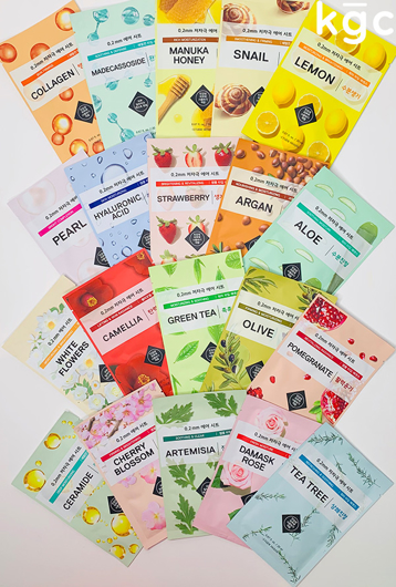 Picture of ETUDE HOUSE | 0.2mm Therapy Air Sheet Mask #Random 15