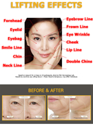 Picture of CLEDBEL | Lifting Solution | Gold Collagen Lifting Mask + Serum +  Cream