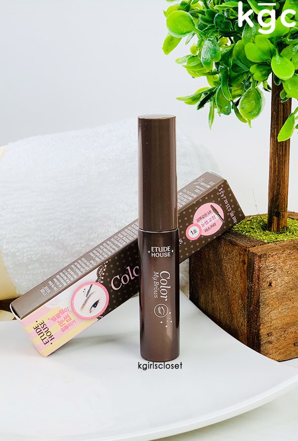 Picture of ETUDE HOUSE | Color My Brows #1 Rich Brown