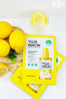 Picture of SOME BY MI | Yuja Niacin 30 Days Blemish Care Serum Sheet Mask