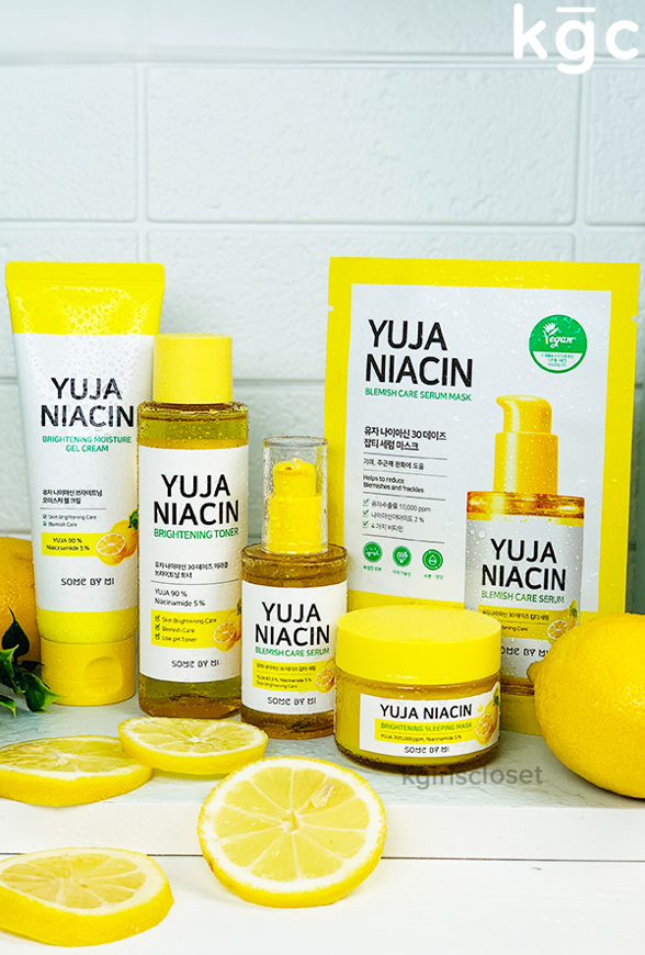 Picture of SOME BY MI | Yuja Set | All in One (+Free Sheet Mask)