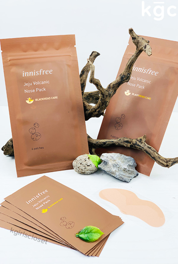 Picture of INNISFREE | Jeju Volcanic Nose Pack