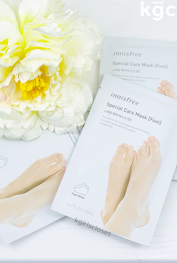 Picture of INNISFREE | Special Care Foot Mask