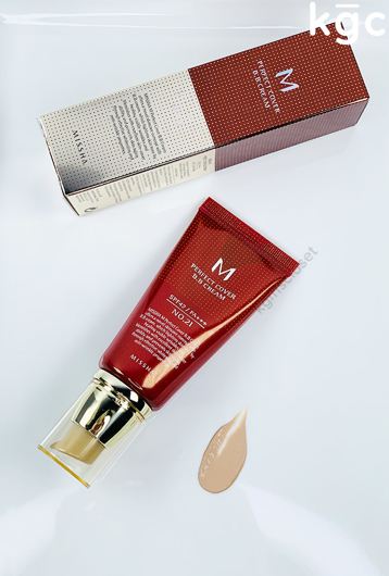 Picture of MISSHA | M Perfect Covering BB Cream #21 Light Beige