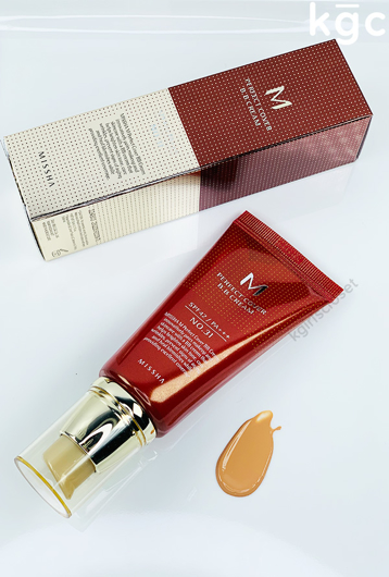 Picture of MISSHA | M Perfect Covering BB Cream #31 Golden Beige