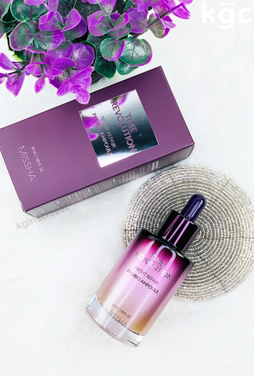 Picture of MISSHA | Time Revolution Night Repair Pro Bio Ampoule