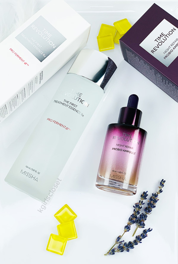 Picture of MISSHA | Time Revolution Set | Essence + Ampoule