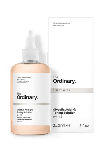 Picture of THE ORDINARY | Glycolic Acid 7% Toning Solution