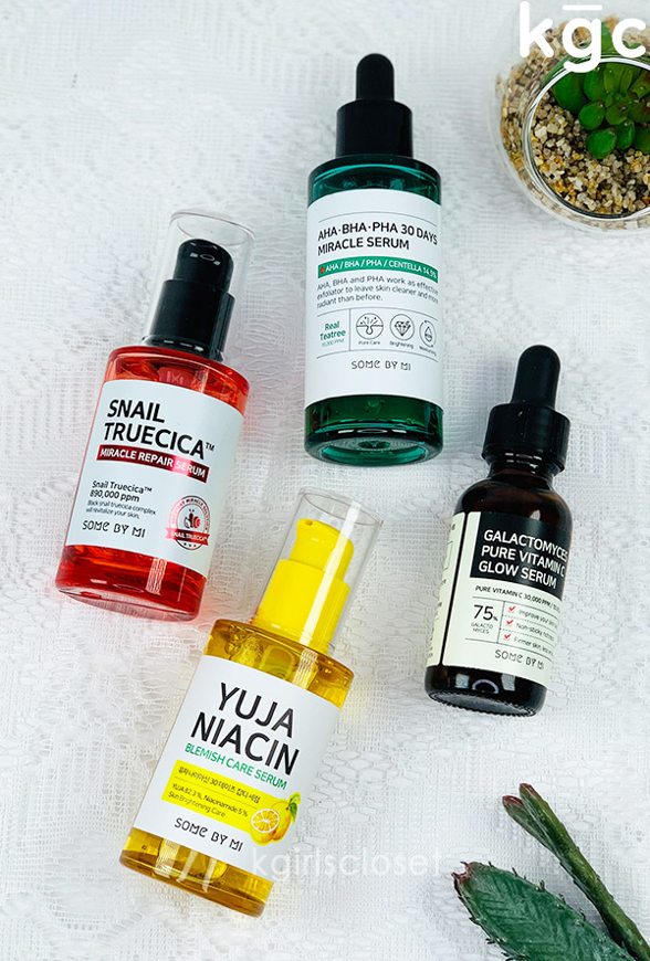 Picture of SOME BY MI   Ultimate Set #Serums