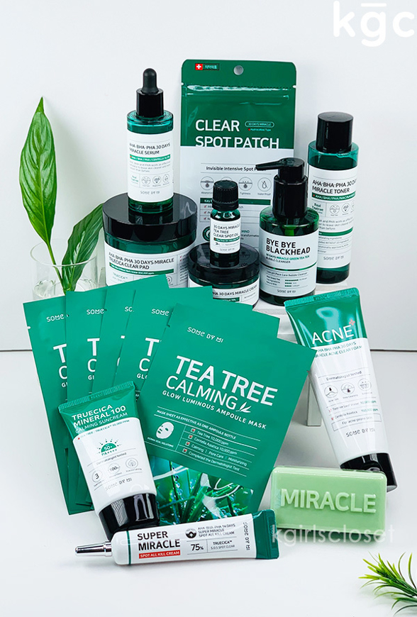 Picture of SOME BY MI | Ultimate Set #Tea Tree