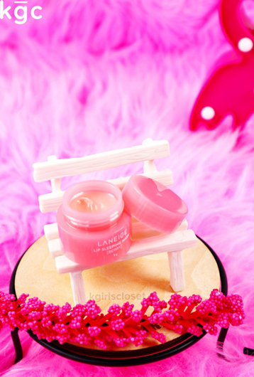 Picture of LANEIGE | Lip Sleeping Mask #Berry #Mini Size