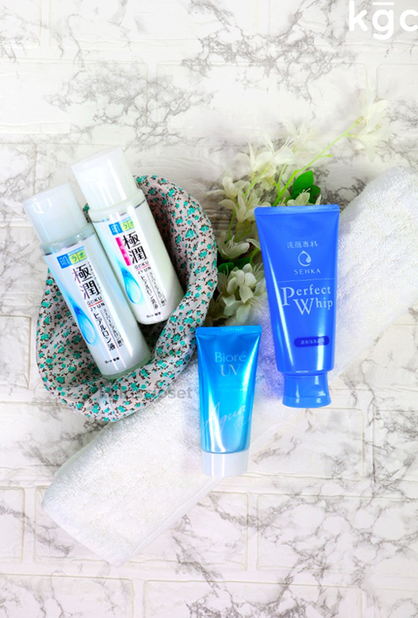 Picture of BY KGC | J-Beauty Set #Super Hydration