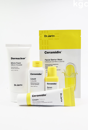 Picture of DR. JART+ | Ceramidin Full Set with Sheet Mask