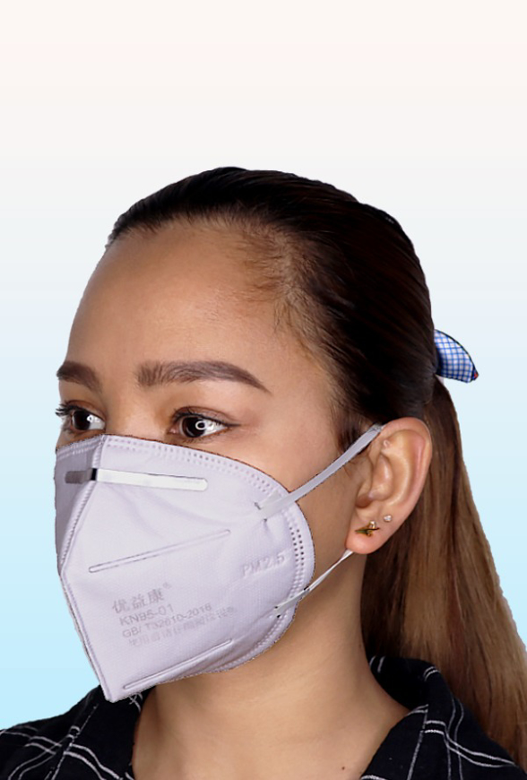 Picture of KN95 FFP2 Grade Disposable Face Mask (2pcs)