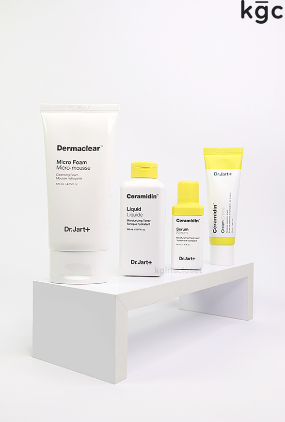 Picture of DR. JART+ | Ceramidin Full Set #Basic