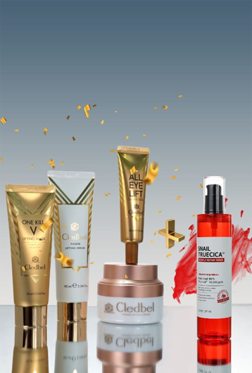 Picture of BY KGC   Gold Collagen Lifting All in One (+ One Free Snail Toner)