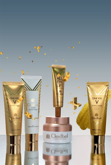 Picture of CLEDBEL   Gold Collagen Lifting All in One (+ Free Lifting Mask)