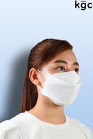 Picture of KF94/N95 grade Air Queen Nanofiber Filter Mask (1pc) #Washable