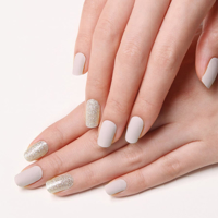 Picture of GELATO FACTORY | Gel Nail Sticker Hotto Fit Pro #Icing Grey