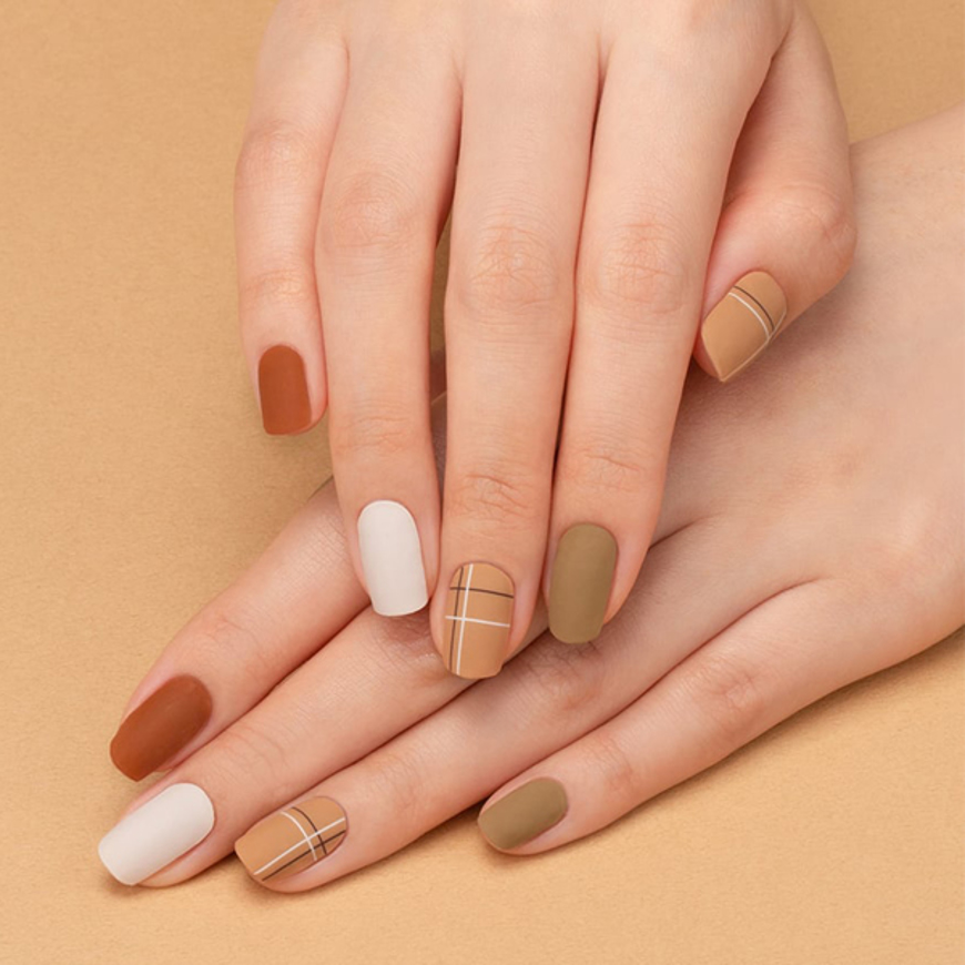 Picture of GELATO FACTORY | Gel Nail Sticker Hotto Fit Pro #Afternoon Café
