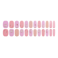 Picture of GELATO FACTORY | Gel Nail Sticker Hotto Basic #Dot Flower