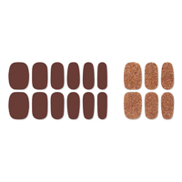 Picture of GELATO FACTORY | Gel Nail Sticker Hotto Pro #Choclate Candy