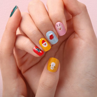 Picture of GELATO FACTORY | Gel Nail Sticker Hotto Pro #Little Christmas